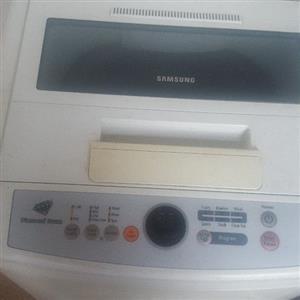 Samsung Diamond drum automatic top loader