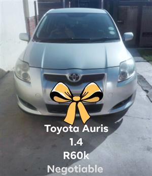2007 Toyota Auris 1.4 RT