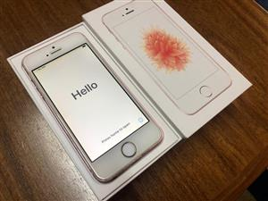 iPhone SE 64Gb Rose Gold for sale