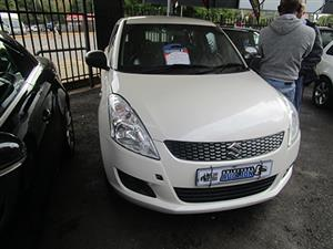 2014 Suzuki Swift DZire sedan 1.2 GA