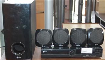 S034651A LG home theatre with remote #Rosettenvillepawnshop