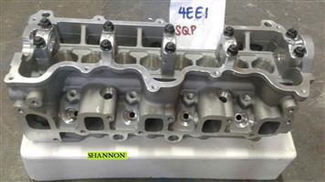 BRAND NEW NISSAN BARE AND COMPLETE CYLINDER HEADS IN STOCK COUNTRYWIDE