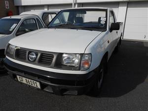 2000 Nissan Hardbody 2.0 16V LWB