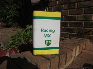 MSSR/ BP racing MX oils