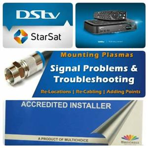 DSTV INSTALLATIONS, SALES AND SEVICES