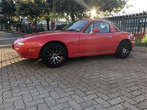 1992 Mazda MX-5 1.8i hard top