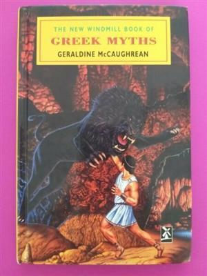 Greek Myths - Geraldine McCaughrean.