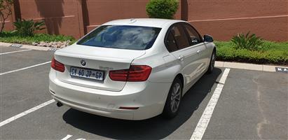 2014 BMW 3 Series 320d Dynamic Edition steptronic