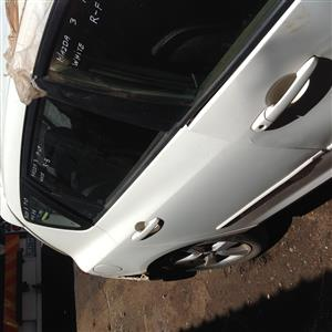 Stripping Mazda Mazda3 2005 Hatch for Spares
