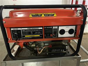 Ellies 2.5KW 3800CXS Generator & Stand