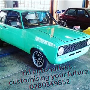 Expert Auto Servicing and repairs
