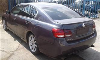 Lexus gs300 2008 Stripping for spares