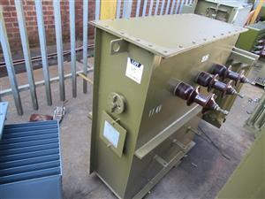 ABB Powertech 200kVA, 11 000v Hv, 420v Lv Transformer - ON AUCTION
