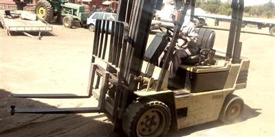 Forklift bargain