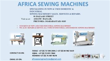 Brand new FIT industrial sewing machinery