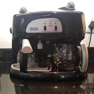Delonghi coffee machine for sale