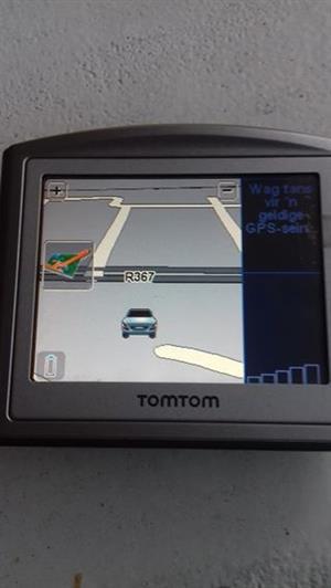 TomTom one GPS