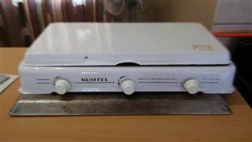 Kumtel mini stove for sale