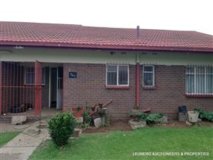 Deceased Estate Auction - Komati - 3 Bedroom House - 5 April 2019 at 11h00