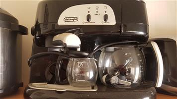 Delonghi Cuppachino/coffee maker