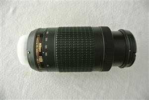 Nikon 70-300mm F4.5-6.3 AF-P G ED DX Lens LIKE NEW
