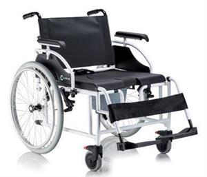 MR WHEELCHAIR BARIATRIC COMMODE - FOR THE HEAVIER COMMODE USER