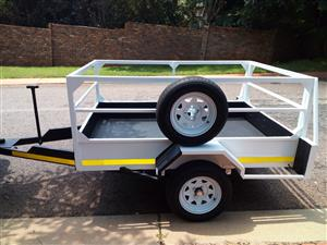 Brand new Trailer at a Bargain Price
