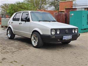 1994 VW Citi CITI R