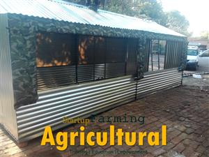 Special on our Broiler houses and chicken houses