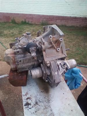 1100 uno gearbox