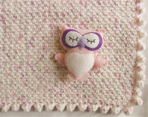 Cosy and Soft Crocheted Baby Blankets