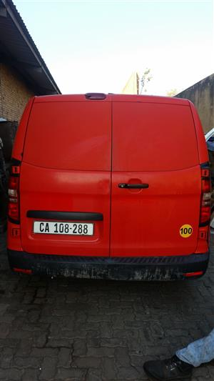 HY039 H1 PANEL VAN 2.4 CVVT 2013 (G4KG) - *NOW STRIPPING FOR SPARES*