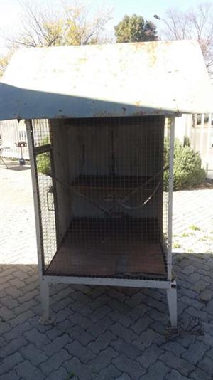 Voëlhok - Bird cage