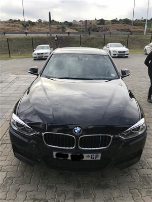 2015 BMW 3 Series 335i M Sport