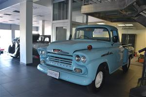 1958 Chevrolet 3100 Pick-Up