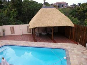 Pools & thatching