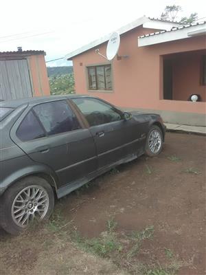 1996 BMW 3 Series 320i