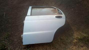 Daewoo matix left rear door shell