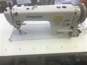 Kingstar Walkingfoot sewing machine