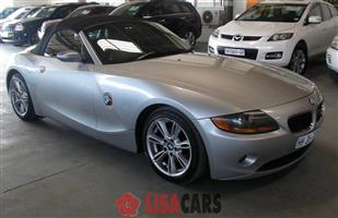 2003 BMW Z4 roadster Z4 sDRIVE23i A/T