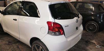 2007 Toyota Yaris 1.3 5 door T3