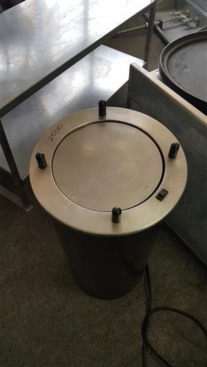 Plate warmer - Lowerator