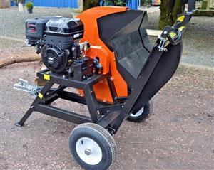Saw Bench Towable 13HP Briggs and Stratton engine