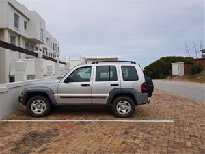 2006 Jeep Cherokee 2.8LCRD Limited