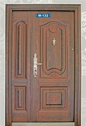 DOOR SEC DBL 1.2M UV M132 LH