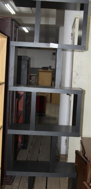 Black bookshelf S031800C #Rosettenvillepawnshop
