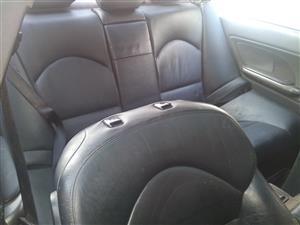 M3 E46 interior