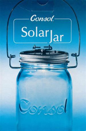 Consol solar jars