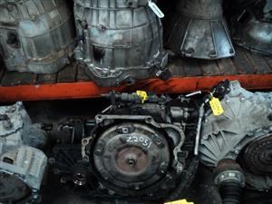CHEV CAPTIVA 2.0 AUTO GEARBOX     R17000