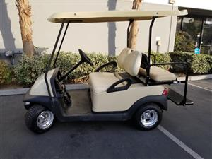 2014 Club Car Precedent Champion 48 Volt Electric Golf Cart